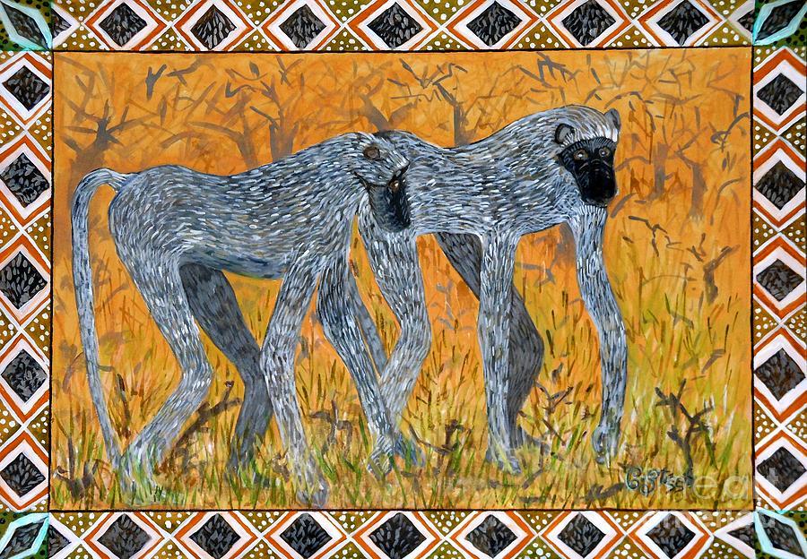 Bushveld Bliss Painting