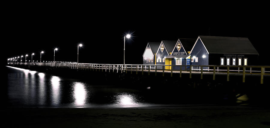Busselton Jetty Photograph