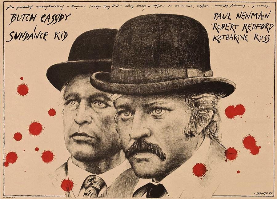 Butch Cassidy And The Sundance Kid Photograph  - Butch Cassidy And The Sundance Kid Fine Art Print