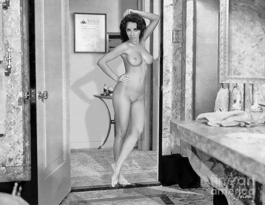 elizabeth taylor naked picture