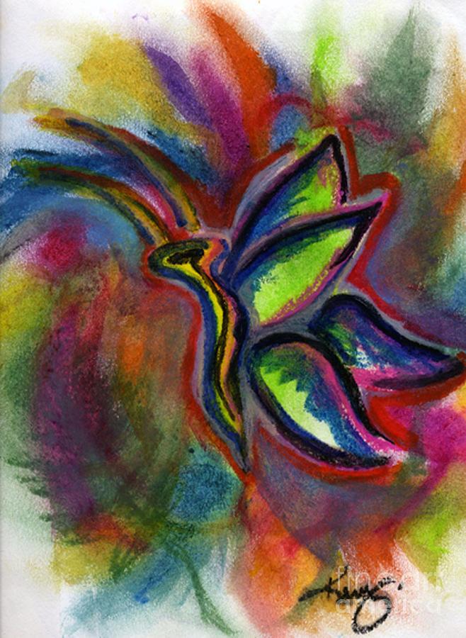 Butterfingers Pastel