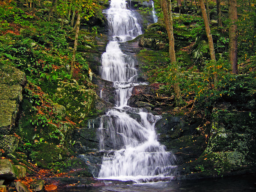 Buttermilk Falls Photograph
