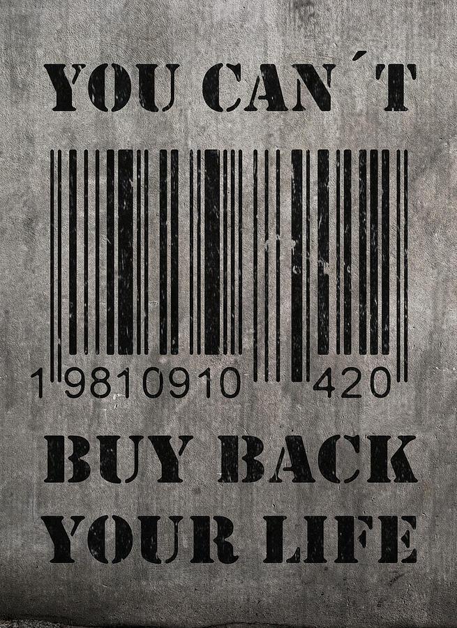 Buy Back Digital Art