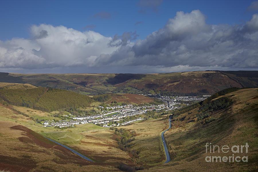 Bwlch Y Clawdd Photograph