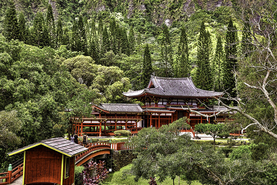 Byodo-in Photograph