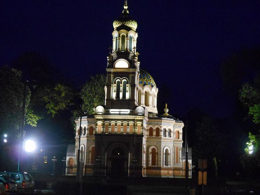 Byzantine Church Photograph