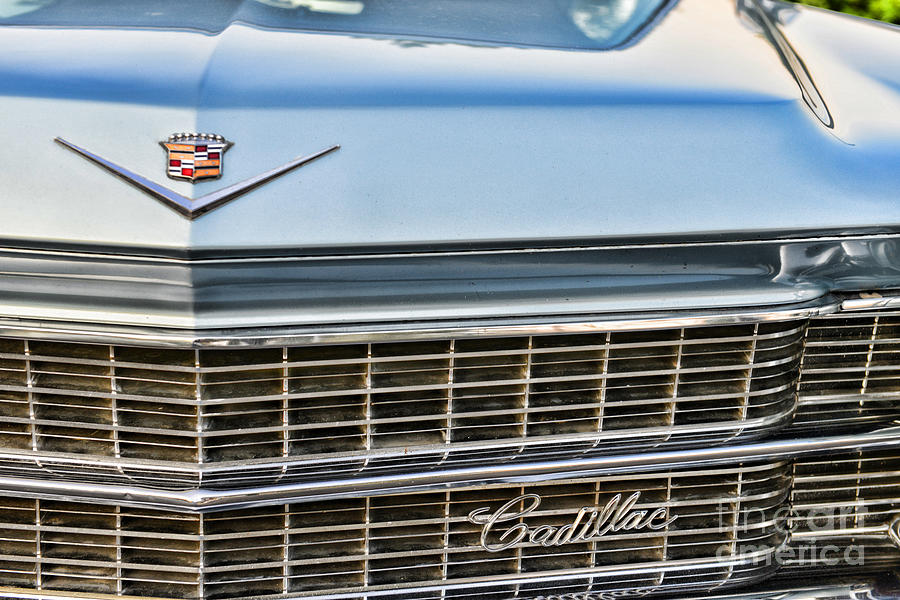 Caddy Grill Photograph