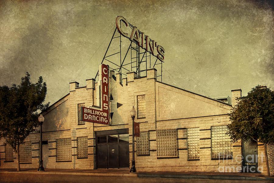 Cains Ballroom Photograph