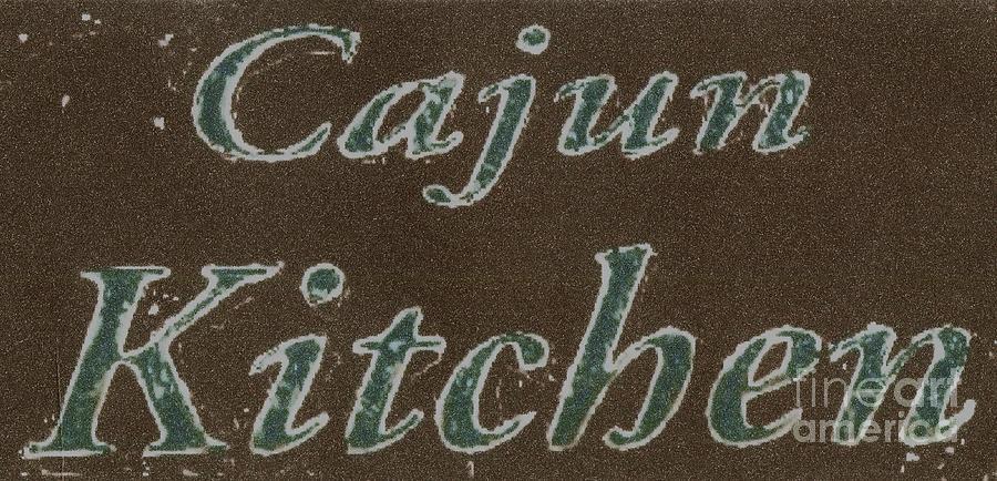 Cajun Kitchen Photograph