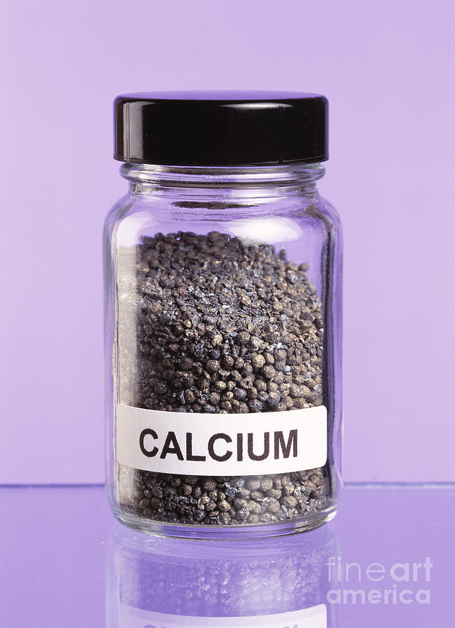 Calcium Photograph
