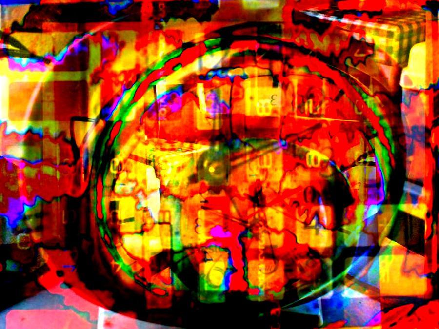 Calculate Digital Art
