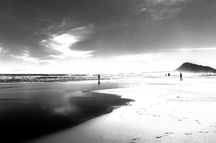 Calm Beach Photograph