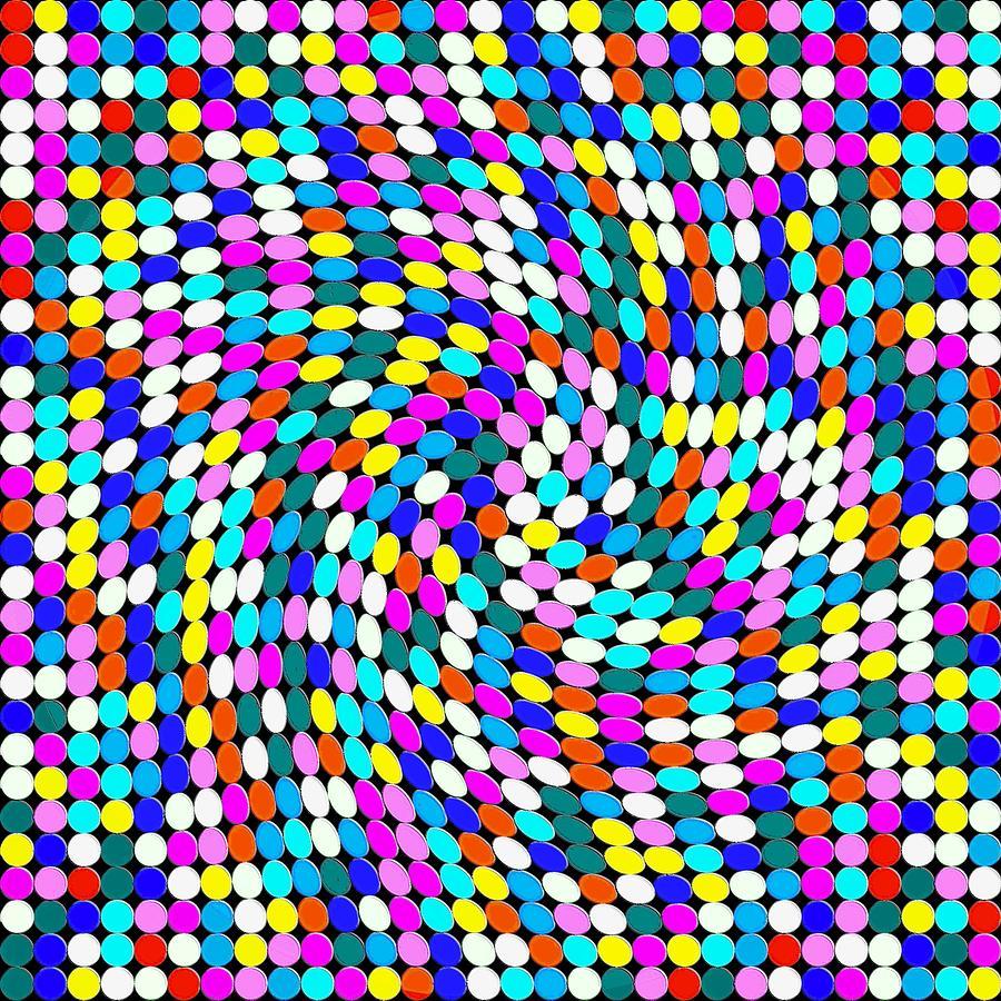 Calm Dots Pastel