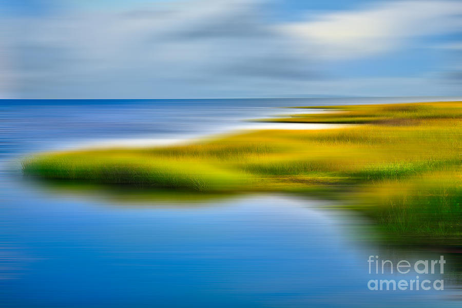 Calm Waters - A Tranquil Moments Landscape Photograph