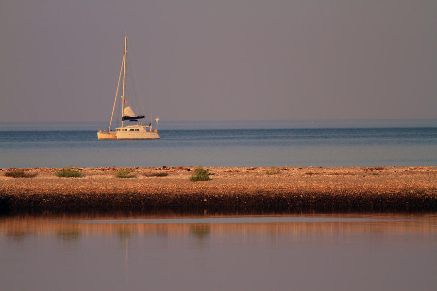 Calm Waters Photograph  - Calm Waters Fine Art Print