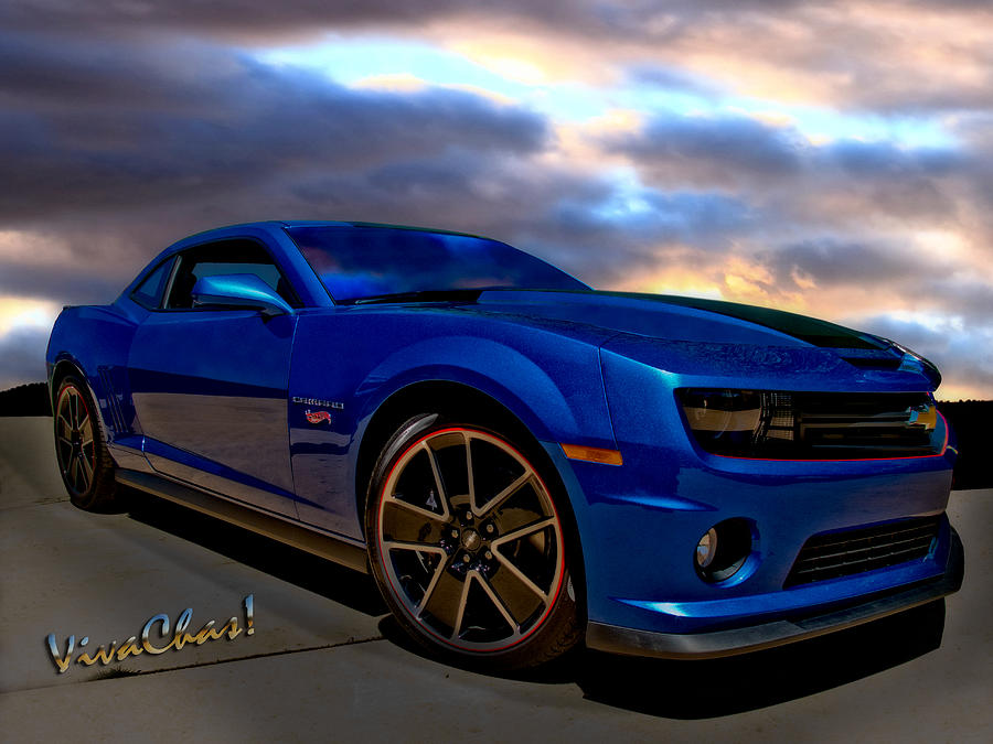 camaro hot wheels edition photograph by chas sinklier. Black Bedroom Furniture Sets. Home Design Ideas