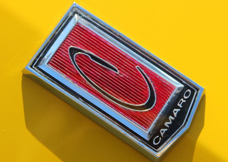 Camaro Photograph