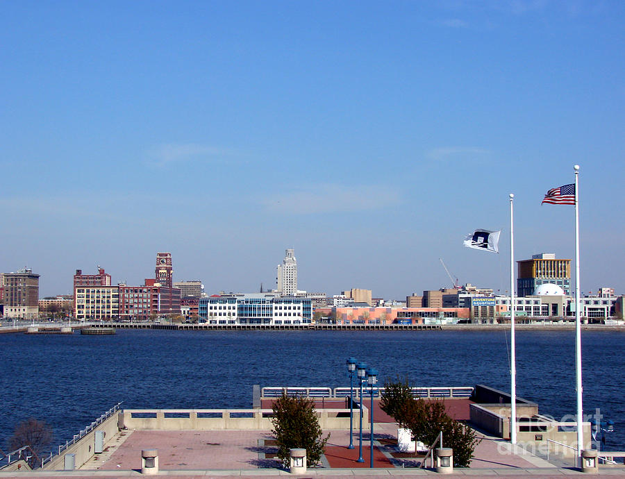 Camden Waterfront Photograph