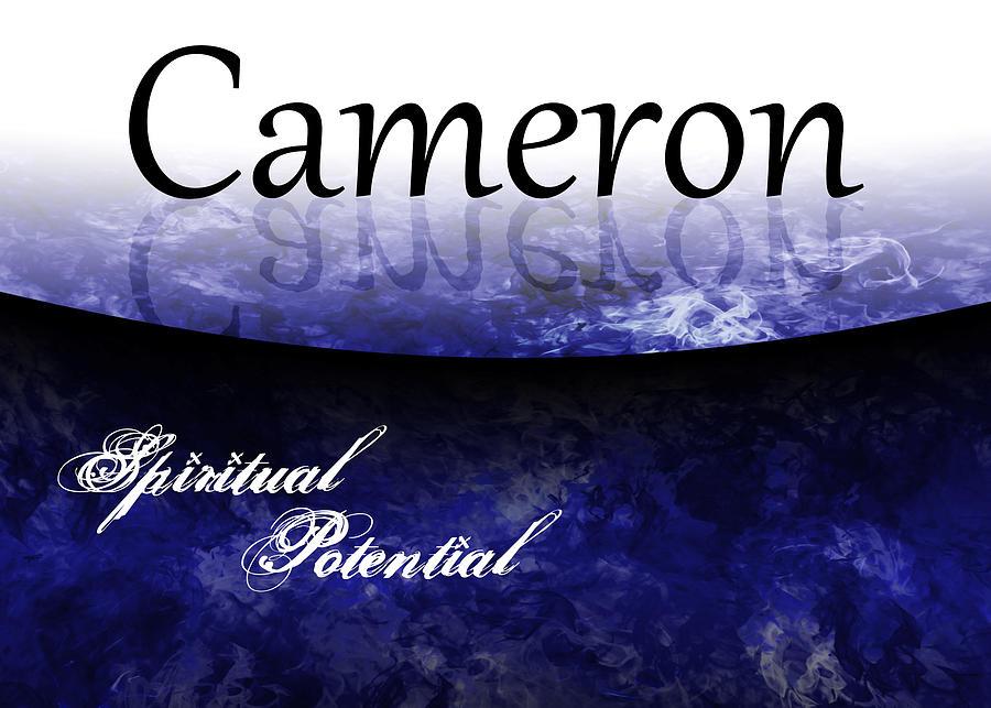 Cameron - Spiritual Potential Painting