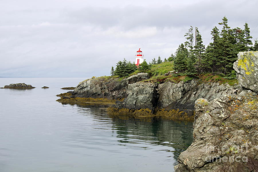 Campobello Island -  East Quoddy Lightstation Photograph