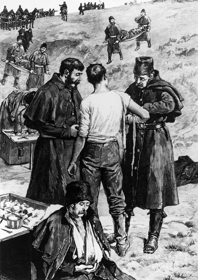 Canada: Riel Rebellion, 1885 Photograph