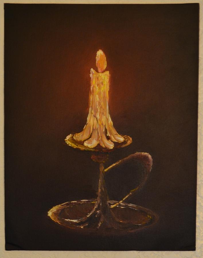 Candle Light by Sridevi Jambulingam