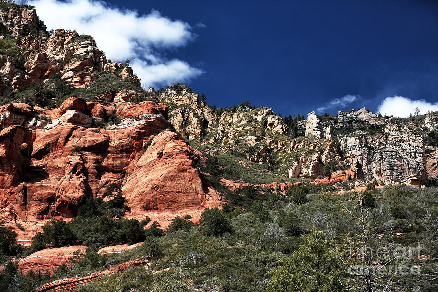 Canyon View Photograph  - Canyon View Fine Art Print