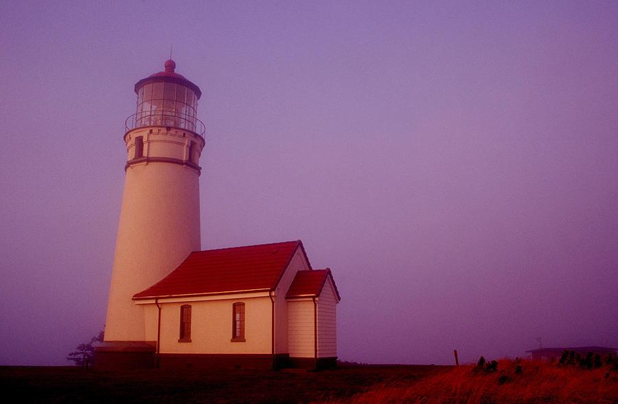 Cape Blancho Lighthouse Photograph