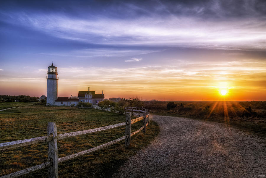 Cape Cod Light Photograph