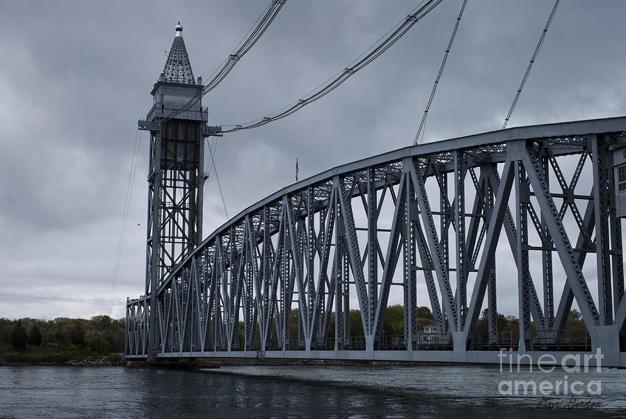 Cape Cod Railroad Bridge No. 1 Photograph