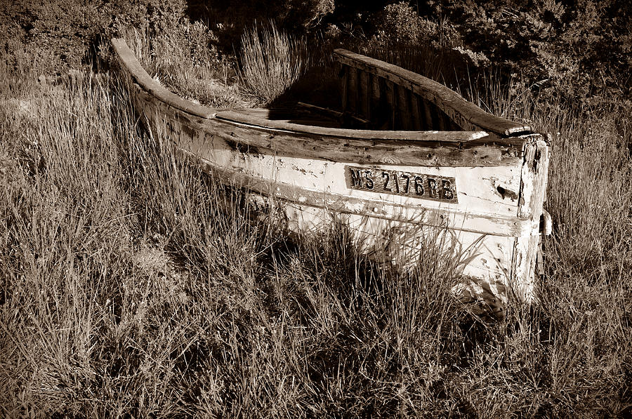Cape Cod Skiff Photograph
