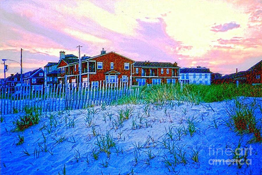 Cape May Nj Sunset Photograph  - Cape May Nj Sunset Fine Art Print