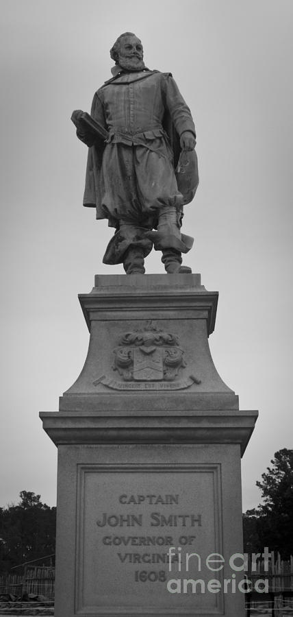 Captain John Smith Photograph