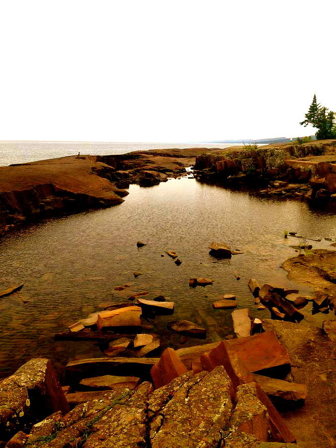Captivating Grand Marais  Photograph  - Captivating Grand Marais  Fine Art Print