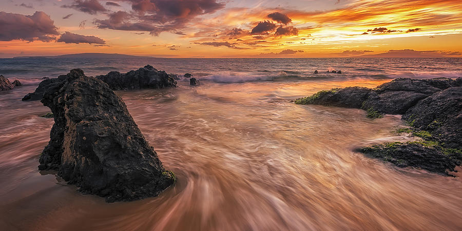 Captivating Kihei Photograph  - Captivating Kihei Fine Art Print