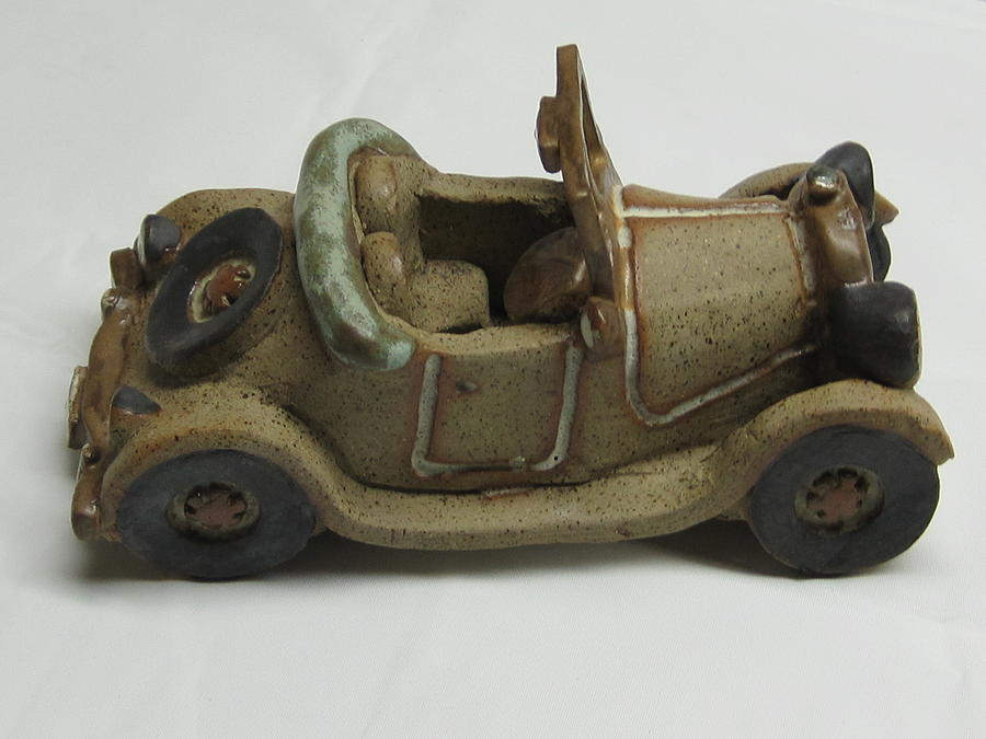 Car 03 Ceramic Art