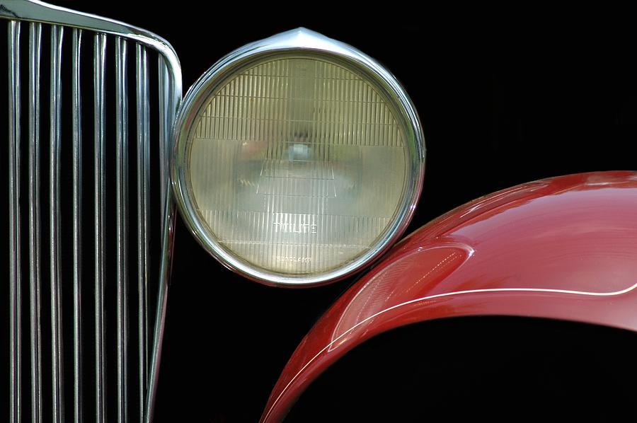 Car Parts Photograph