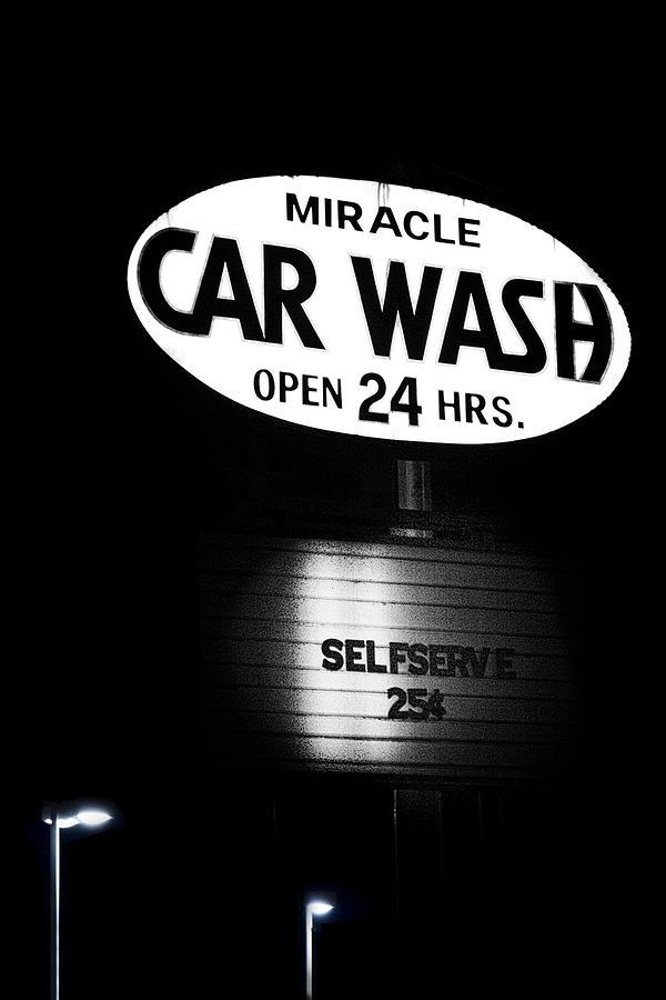 Car Wash Photograph