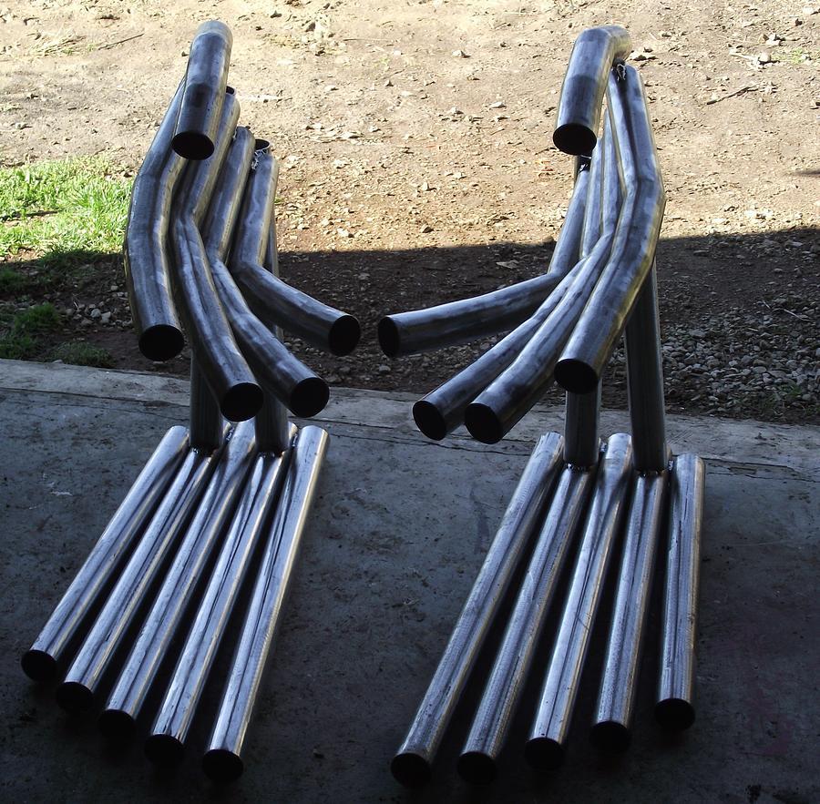 Caressing Seat Sculpture