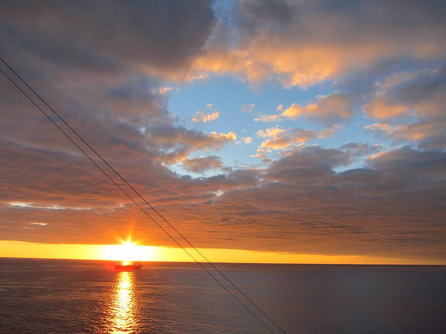 Caribbean Cruise - On Board Ship - 1212176 Photograph
