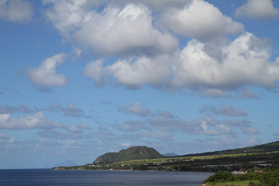 Cruise Photograph - Caribbean Cruise - St Kitts - 1212156 by DC Photographer