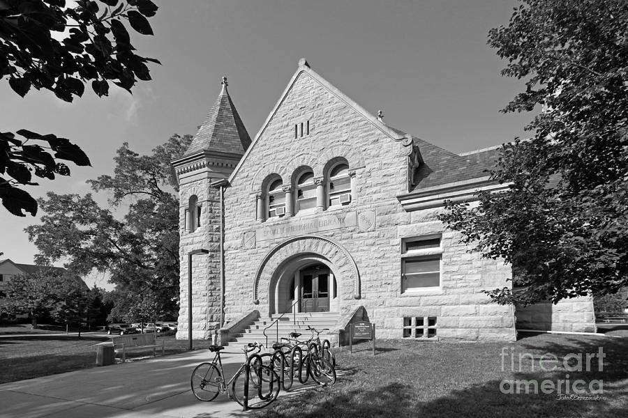 Carleton College Scoville Hall Photograph