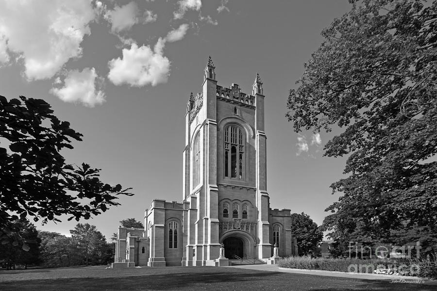 Carleton College Skinner Memorial Chapel Photograph