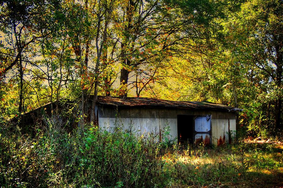 Casa Fantasma Photograph