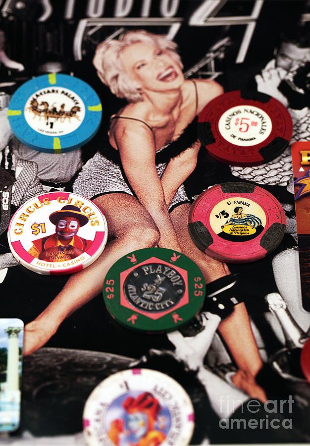 Casino Winnings Photograph