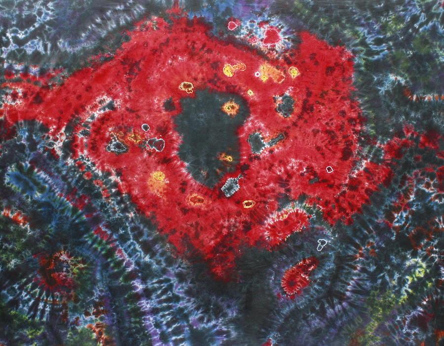 Cassiopeia Super Nova Tapestry - Textile