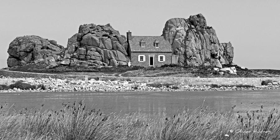 Castel meur la maison entre les rochers photograph castel meur la maison en - Maison entre les rochers ...