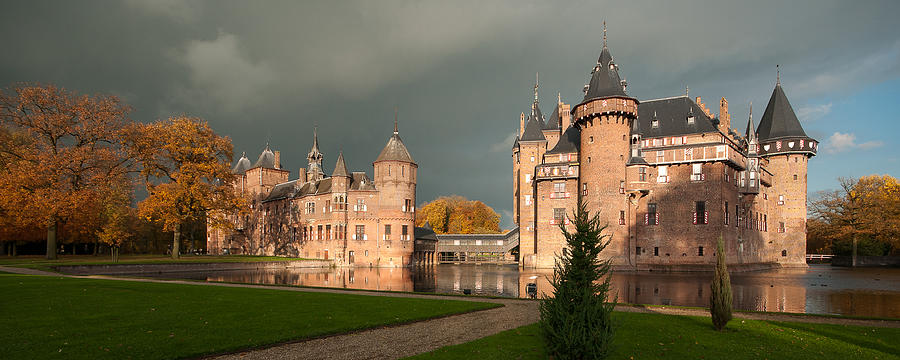 Castle De Haar Photograph
