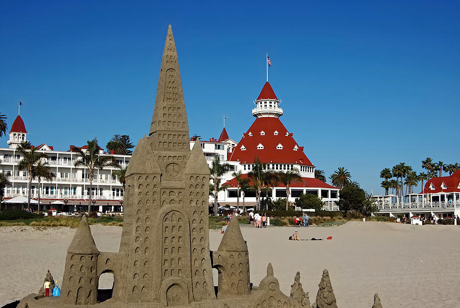 Castle In The Sand Photograph