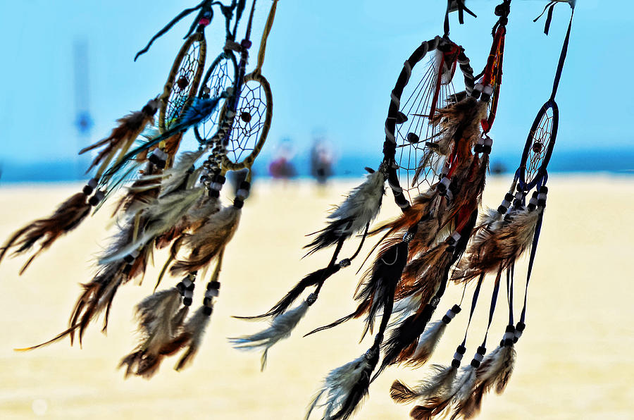 Dream Catcher Photograph - Catch The Dream by Camille Lopez